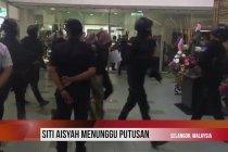 Siti Aisyah menunggu putusan