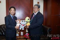 Jaksa Agung Brunei dapatkan maskot Asian Games