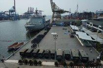 ACT-TNI AL berangkatkan Kapal Kemanusiaan Lombok