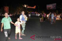 Mataram diliputi gelap saat gempa 7 SR kembali guncang Lombok