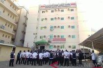 Menag: jamaah haji tidak laksanakan upacara bendera