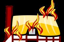 Kebakaran landa salah satu ruang di Kejaksaan Negeri Semarang