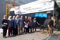Peduli warga sekitar, Indonesia Re berkurban empat ekor sapi