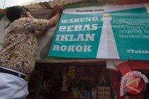 61 persen warung rokok berada 100 meter dari sekolah di DKI Jakarta