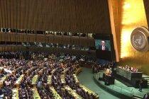 Wapres: Pidato Trump di Sidang Umum PBB lebih tenang