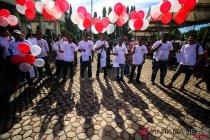 Polres Karimun doa bersama untuk pemilu damai