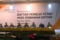 KPU Kotabaru tetapkan DPT hasil perbaikan 224.273 jiwa