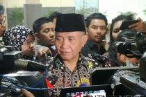 KPK klarifikasi foto Deputi Penindakan dengan TGB