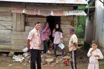 Dinas Perkim Pasaman Barat bedah 156 rumah tidak layak huni