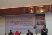 LSI: Dukungan terhadap demokrasi semakin meningkat
