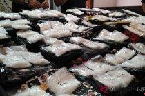 Sabu-sabu tiga kilogram diselundupkan pakai kapal nelayan