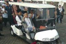 Jokowi-Ma\'ruf hadiri Deklarasi Kampanye Damai