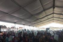 Presiden bagikan 7.000 sertifikat lahan di Bogor