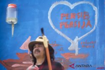 Mural Persib-Persija Damai