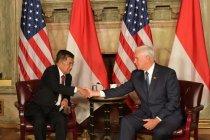 Jusuf Kalla-Mike Pence bahas peningkatan hubungan