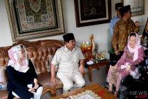 Prabowo tidak mempermasalahkan nomor urut
