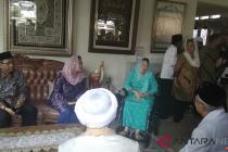 Ma\'ruf Amin sampaikan terima kasih kepada keluarga Gus Dur