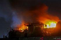 Kebakaran gedung dan lahan di Pekanbaru capai 193 kasus