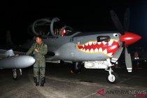 Pesawat tempur AU gelar patroli di Langit Kepri