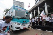 Pelepasan Bus Antikorupsi