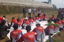 Kemenko PMK edukasi bersih Sungai Citarum