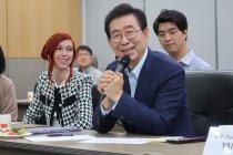 Seoul rangkul Pyongyang untuk Olimpiade 2032