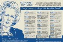"Margaret Thatcher \""Si Wanita Besi\"""