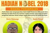 Pemenang hadiah Nobel Perdamaian 2018
