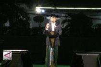 Pesan Jokowi pada santri, jangan percaya hoaks