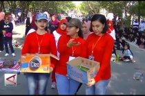 Relawan Jokowi-Ma\'ruf galang aksi 5000 koin untuk Bencana Sulteng