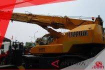 Pasar penyewaan crane tumbuh pesat hingga 2022