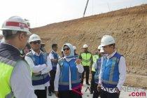 Penyelesaian proyek Tol Batang-Semarang masih terkendala pembebasan lahan
