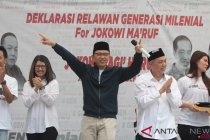 Rumah KMA Lampung targetkan 70 persen suara Jokowi-Ma`ruf