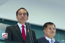 Presiden apresiasi TNI-Polri