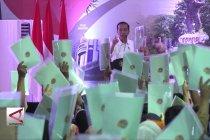 Presiden bagikan 5 ribu sertifikat tanah di Jakarta Selatan