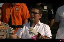 Polisi temukan proyektil di ruang Effendy Simbolon