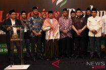 Deklarasikan Maulana, pendukung Jokowi-Ma\'ruf ingin kampanye tanpa kebencian