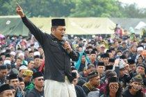Pagar Nusa NU yakini yang dibakar Banser atribut HTI
