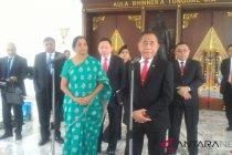 Menhan Indonesia-India bahas kerja sama industri pertahanan
