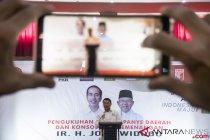 Tim kampanye Jokowi-Ma`ruf Amin di wilayah Kalbar dikukuhkan