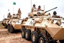 Warga Yaman berpawai di Sanaa tandai HUT perang