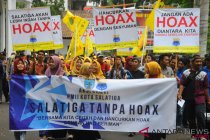 Aksi Damai Stop Hoax