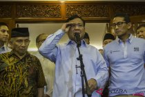 Koalisi Prabowo-Sandi prioritaskan kampanye di Pulau Jawa