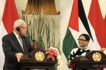 Konsultasi Bilateral Indonesia - Palestina