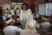 Menteri Keuangan Mengajar