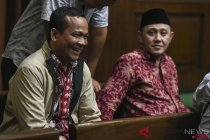 Sidang Tuntutan Kasus Suap APBD Lampung Tengah