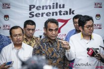 Tim Pemenangan Prabowo-Sandi Temui KPU
