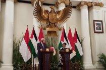 Indonesia minta Australia dukung proses perdamaian Palestina-Israel