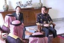 RI ajak Arab Saudi syi\'arkan perdamaian dan toleransi
