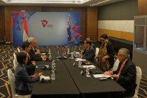 Presiden lakukan pertemuan bilateral di KTT ASEAN